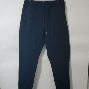 AIRWALK SWEATPANTS,  MENS SIZE MEDIUM,  BLACK EUC